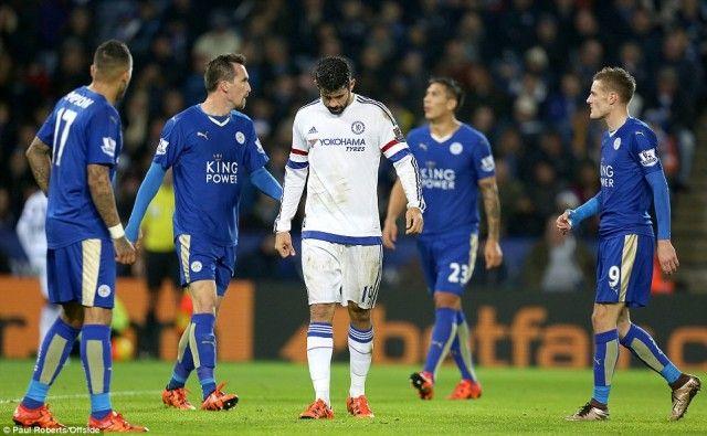 Leicester City Kalahkan Chelsea Karena Peran Anak Gawang