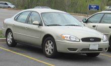 Ford Taurus - Wikipedia