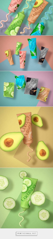 CVS Facial Masks packaging designed by Dragon Rouge