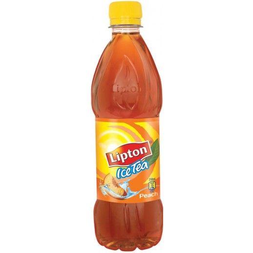 lipton tea | Lipton Ice Tea Barack 0.5l/Ice Tea Peach 0.5l