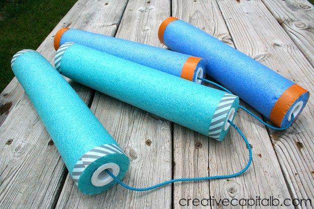 Best 25 Pool Noodle Crafts Ideas On Pinterest Pool