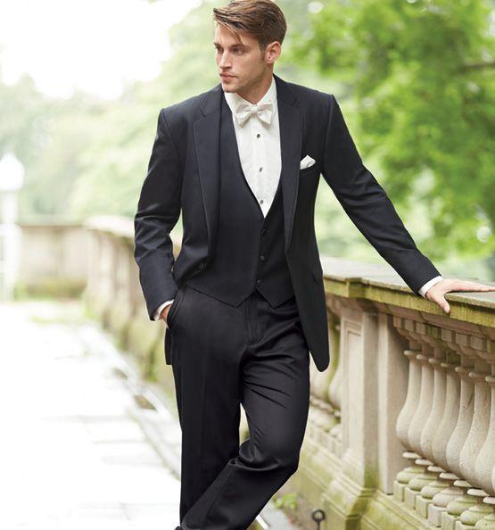 Collins Formal Wear - Black by Allure Men  http://www.collinsformalwear.com/catalogue.html