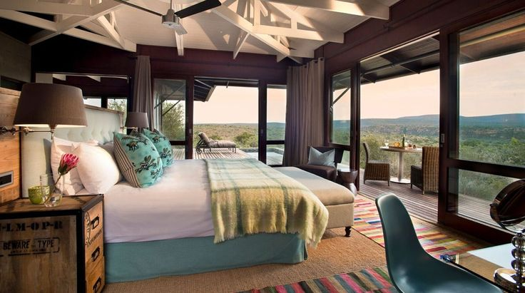 Kwandwe Private Game Reserve   Bench Africa