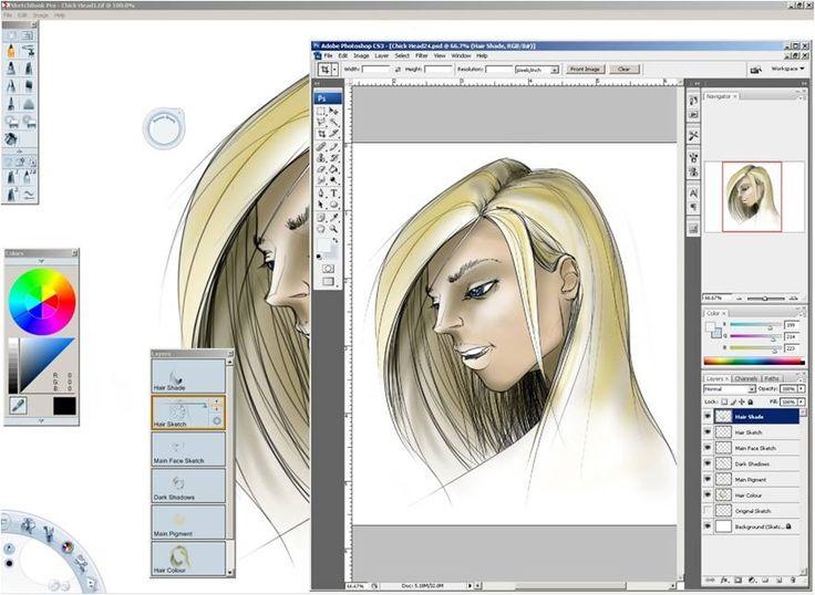 Autodesk sketchbook pro sp2 ubkg