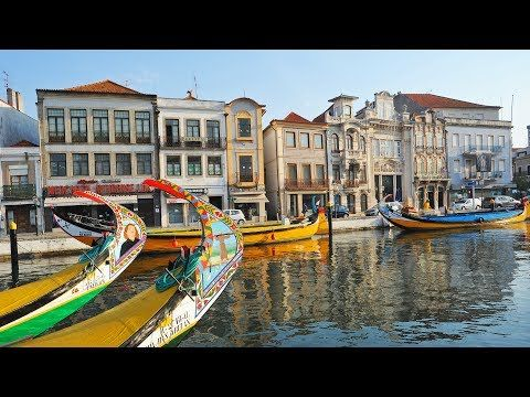 Aveiro - Sugestão de 1 dia pela Veneza de Portugal! - Agora somos 7