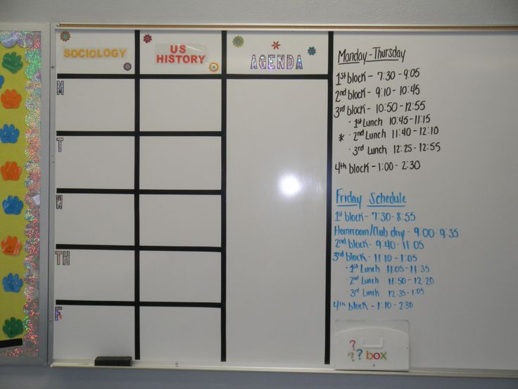 Classroom Whiteboard Ideas : Best bulletin white focus boards displays images on