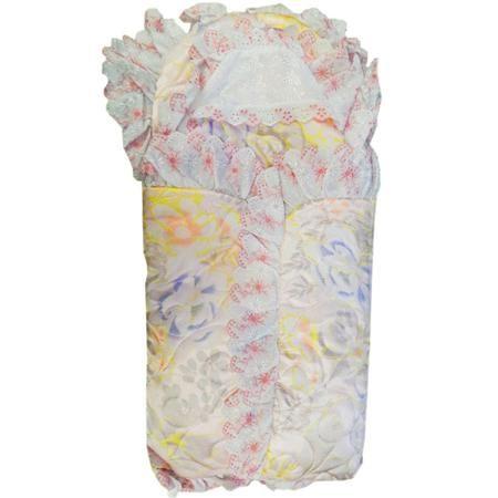 Папитто атлас набивной (9 предметов)  — 1200р. -----------------  Продукция изготовлена из качественных, натуральных материалов, поэтому белье Папитто безопасно и гипоаллергенно.   Конверт атласный с шитьем. Одеяло атласное 100х100 см. Чепчик кружевной. Чепчик фланелевый. Уголок на выписку. Пеленка бязь отбеленная 120х75 см. Пеленка фланелевая 120х75 см. Распашонки бязь отбеленная. Распашонка фланелевая.