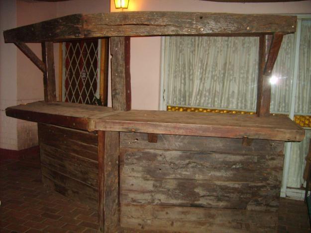 Image detail for -Big solid sleeper bar for sale - Pretoria - Home - Furniture - Garden ...