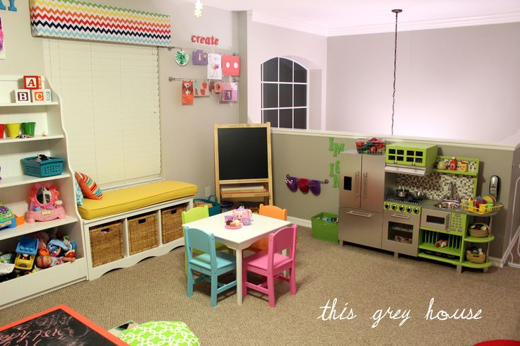 The most awesome play loft ever