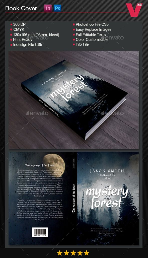 111 best Book Cover Templates images on Pinterest