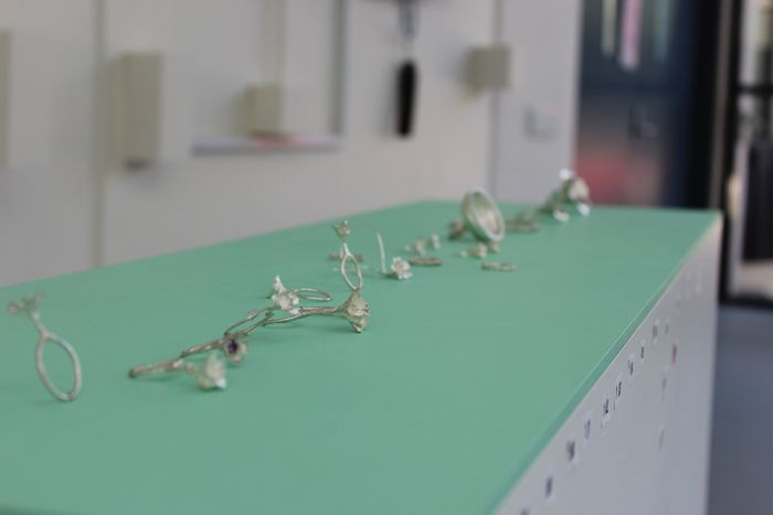 Central Institute of Technology Jewellery Design students graduation show 2013