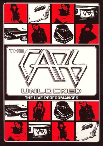 The Cars: Unlocked - The Live Performances [DVD/CD] [DVD] [2006]