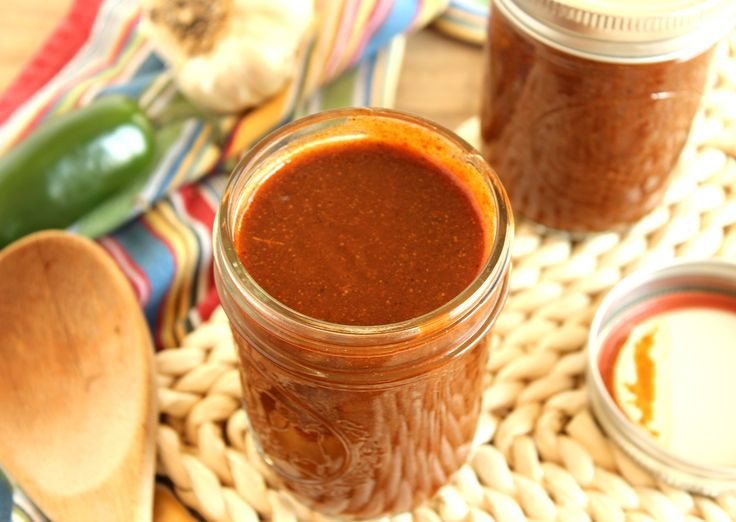 I know what you're thinking....who has time to make their own Enchilada Sauce when you can just open a can and be done. Well, my friends, this is easier than you think!  For years, the only Mexican...