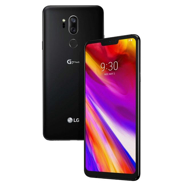 Lg G7 Thinq Android 9 Pie Smartphone Samsung Galaxy Phone Android Smartphone