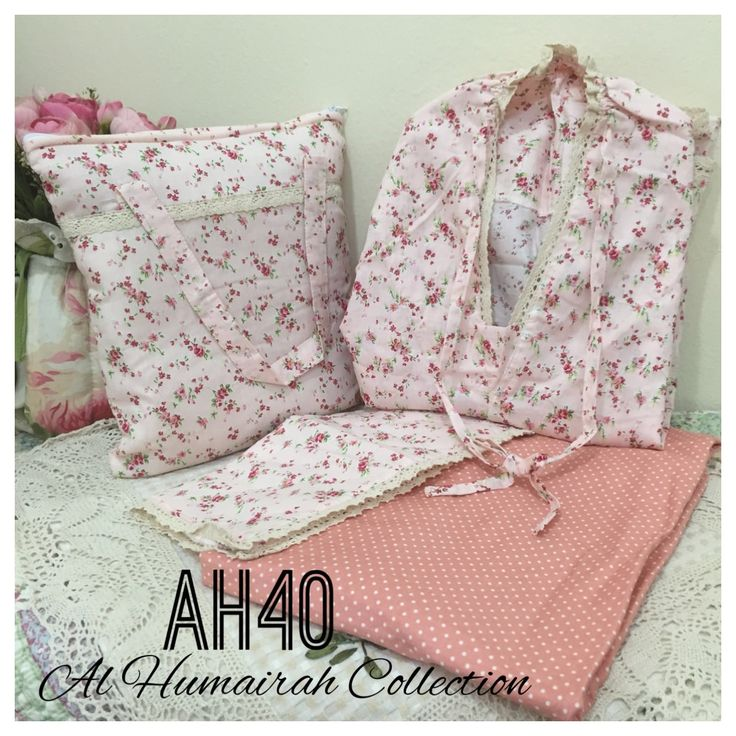 Al Humaira Telekung Cotton – AH40  RM150.00  – Telekung cotton with printed design  – Special vintage style design  – Japanese cotton material  – Face size up to L size  – Set includes beautiful handmade bag & mini sajaddah  – Limited pieces  http://www.telekung.co/product/ah40/