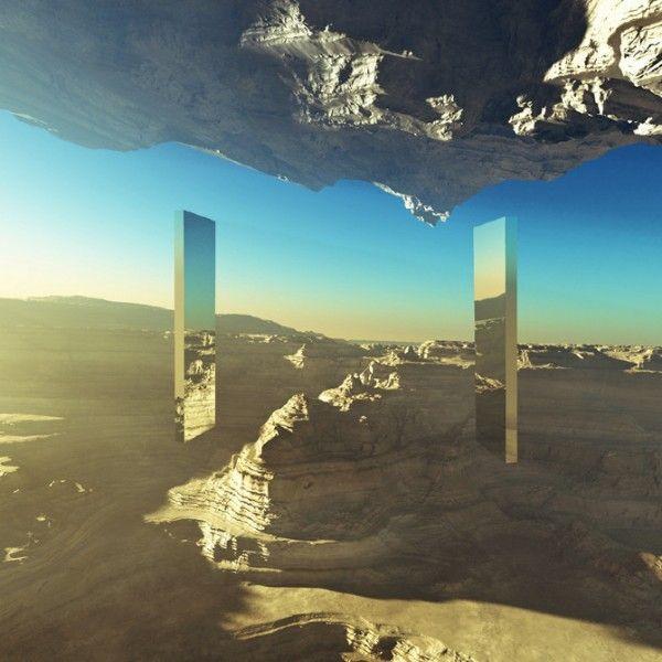 Mirrors 1- Neil Krug