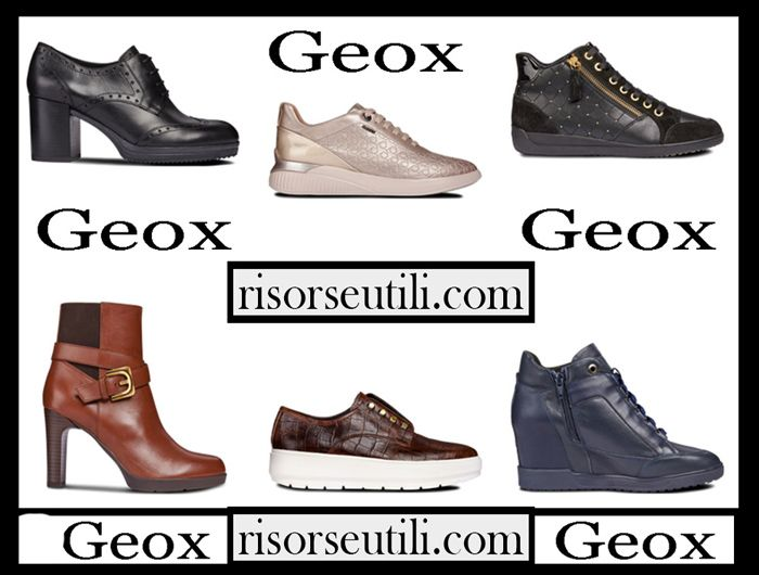 Guión Restricciones Periódico  Shoes Geox 2018 2019 women's new arrivals fall winter | Womens boots ankle,  Ankle boots women fashion, Winter ankle boots