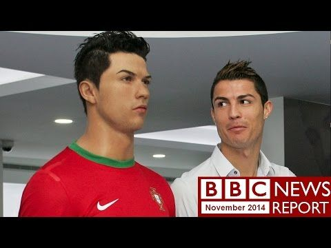 BBC News Report Nov 2014 with transcript video - How Ronaldo became 'the perfect player'; Happy and sad jobs; The island at the end of the earth