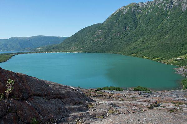 "#Tamara SUshko #FineArtPhotography #FineArtLandscapes #Zen #Nature #HealingArt #Canvas #HomeDecor  ""sea #blue #Norway #fjord"