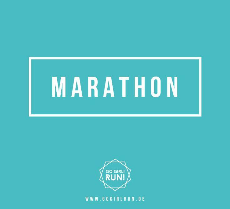 Alles zum Thema Marathon und Marathon-Training #marathon #laufen #lauftipps #lauftraining #marathontraining #running #runningtips