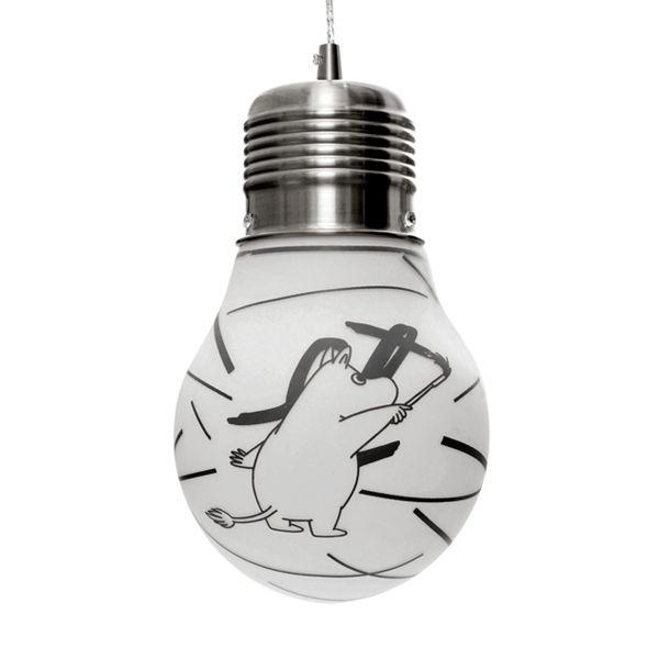 Lampada da appendere Moomin
