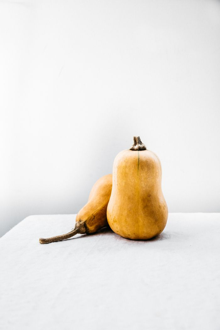Butternut Squash Soup with Ginger and Lemongrass | TENDING the TABLE