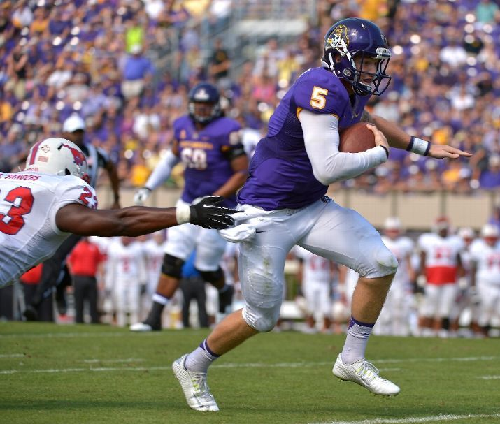 East Carolina Football - Pirates Photos - ESPN