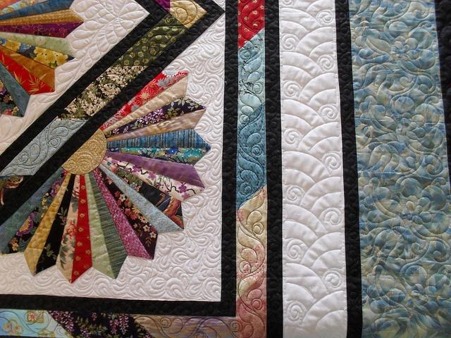 178 best Quilt Borders images on Pinterest | Quilt border ... : border quilt patterns - Adamdwight.com