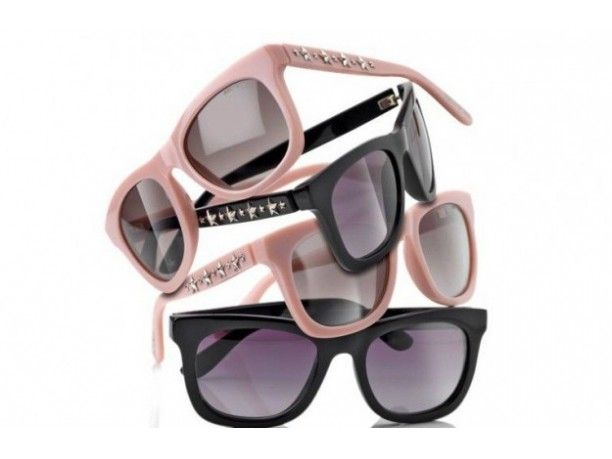 #eyewear #occhiali da #sole #sunglasses #glasses #primaveraestate #springsummer #2013 #JimmyChoo