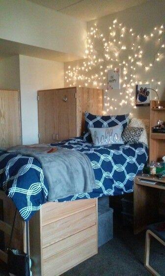 Pitt dorm room