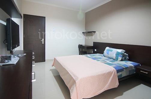 The Clover Residence's room