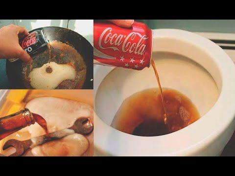 ConsejosdeSalud.info: Esto te encantara...! Mira lo que pasa si te lavas el cabello con Coca Cola