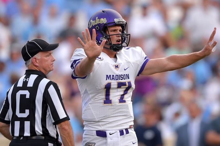 JMU vs. ECU final score: Dukes knock off FBS team 34-14 and its time yall stopped scheduling them