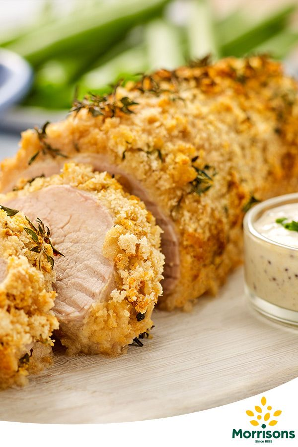 In the mood for affection? Try our Gluten Free Pork Fillet with a Parmesan crust recipe from our Emotion Cookbook