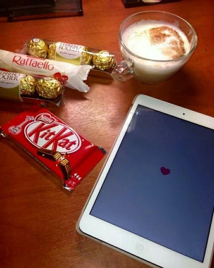 my fav chocolates