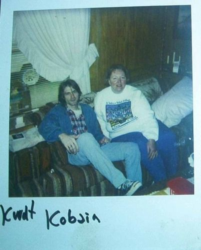 Kurt - kurt-cobain Photo