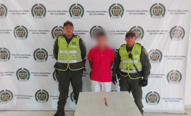 la policia logra en las ultimas horas la captura de cuatro sujetos por varios delitos