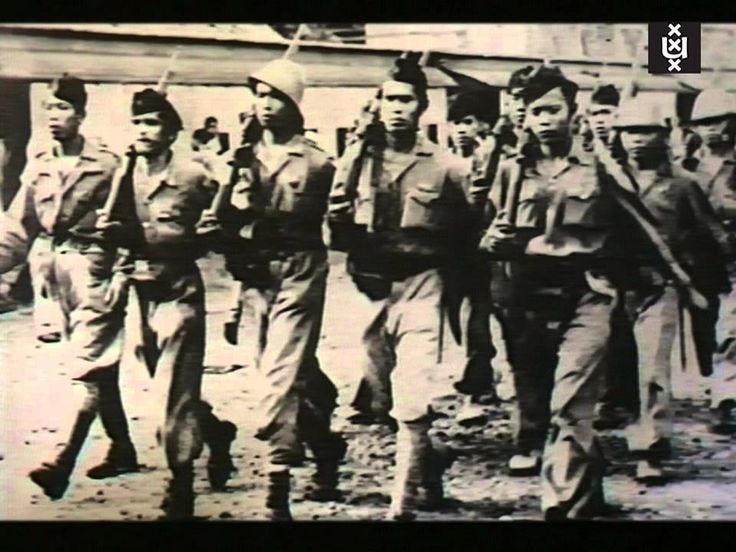 Dekolonisatie van Indonesie