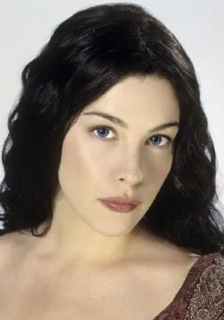 Elven beauty -- Get Liv's natural romantic look from Lord of the Rings