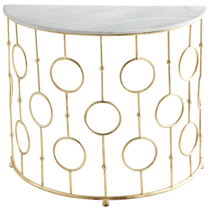 Best 25 half moon console table ideas only on pinterest for 1 2 moon table