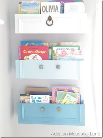 Bookshelf from Drawar