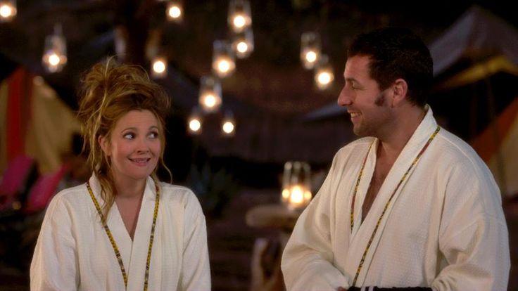 """as estrellas Adam Sandler y Drew Barrymore, después de sus exitosas parejas en pantalla en las famosas comedias románticas """"50 First Dates"""""""" y """"The Wedding Singer."""" """"Blended"""" fue filmada principalmente en locaciones de Sudáfrica y estrenará este 23 de mayo"""