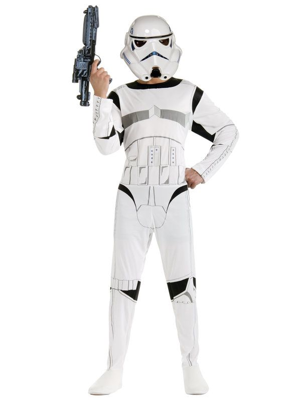 Check out Men's Mens Stormtrooper Costume Deluxe | Costume SuperCenter | On Sale from Costume Super Center