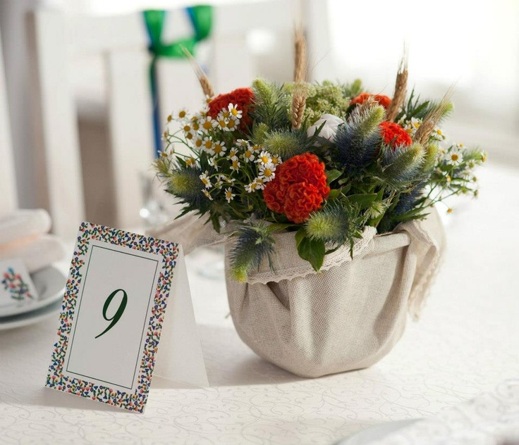 Wedding in Ukrainian Style! Made by www.charodeyki.com