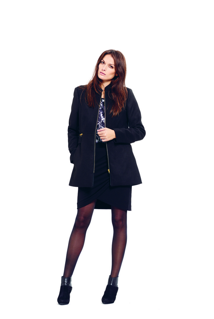 soyaconcept - jacket - blazer - shirt - blouse - skirt
