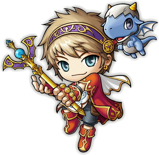 Maplestory-Evan