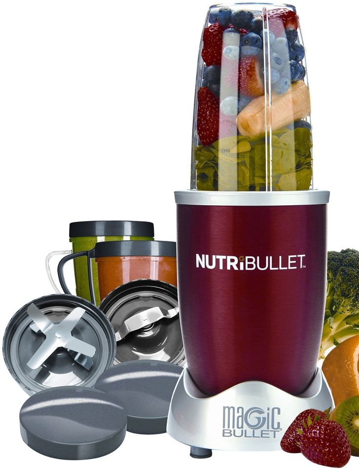 17 best images about nutribullet pro 900 series on for Magic bullet motor size