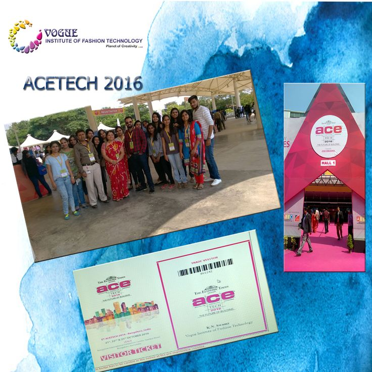 VIFT organised a #Industrial and #Exhibition visit to #BIEC (ACETECH -2016) presented by Economic Times on 21st October, 2016 for our diligent students studying #MBA, specializing in various disciplines like Interiors and #Fashion . The main objective behind the visit was to make the #students aware about how various activities are related to #Interior #design, Home & Office automation, International Cucine & Kitchen #Technologies, marketing of #Products & #services etc.