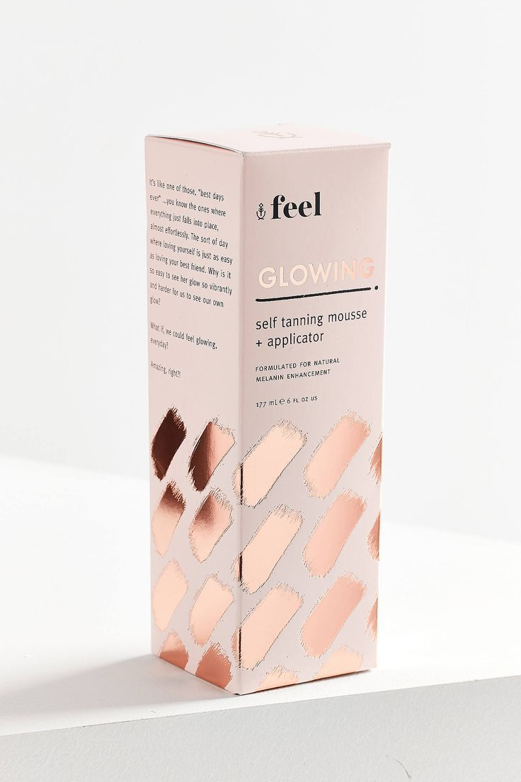 Shop Feel Glowing Self-Tanning Mousse + Applicator at Urban Outfitters today. We carry all the latest styles, colors and brands for you to choose from right here. #applications
