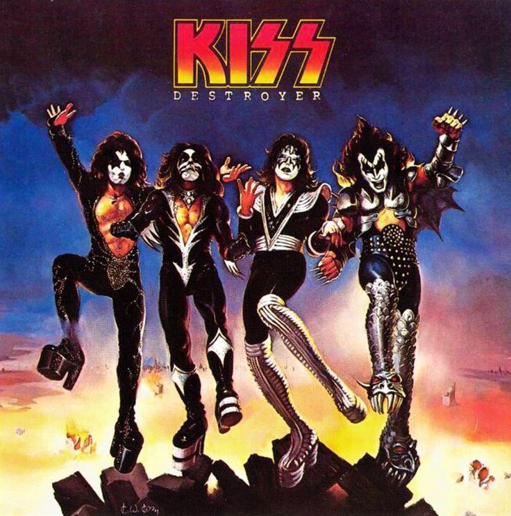 Love Gun' (1977) - Kiss' Top 10 Albums Ranked | Rolling Stone